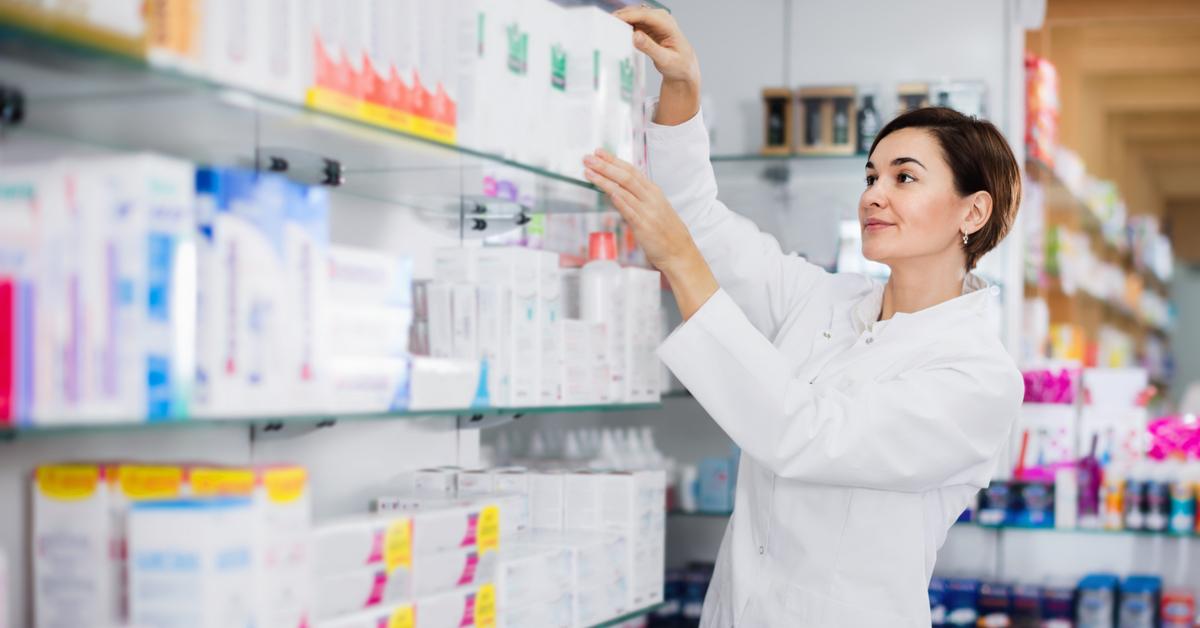 Φαρμακοποιός στο Φαρμακείο