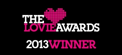 Lovie Awards 2013 winner