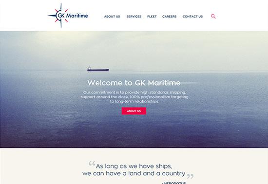 gkmaritime.com